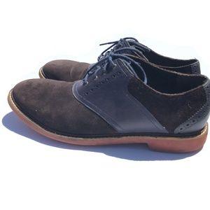 Men's Cole Haan Shoes Franklin Saddle Shoe SZ 10
